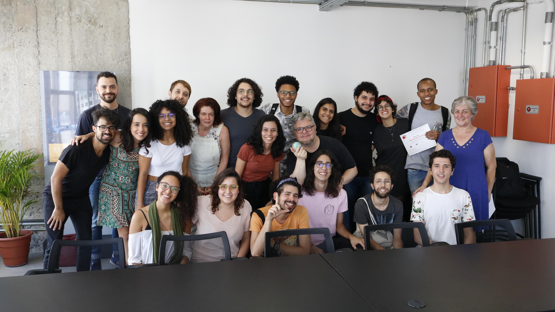 Foto: Avaliação coletiva marca encerramento da 6ª edição do curso sobre Jornalismo e Direitos Humanos